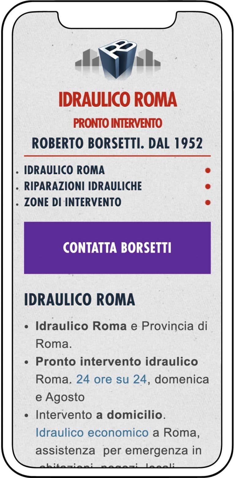 Idraulica Borsetti